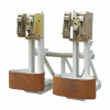 Forklift Attachment Drum Lifter