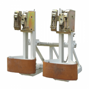 Forklift Attachment Drum Lifter