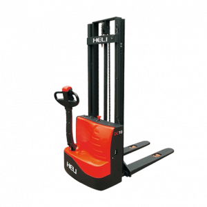 Electric Forklift Pallet Stacker