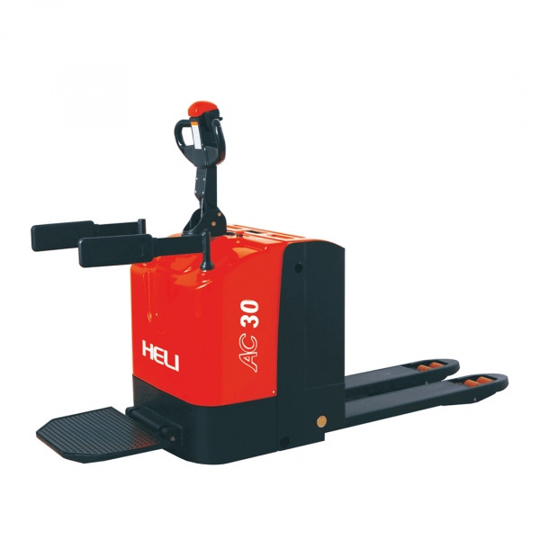 Ton Electrical Forklift Pallet Truck