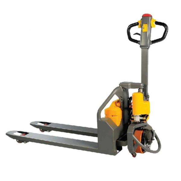 Heli 1.5 Ton Electric Pallet Truck with Lithium Battery