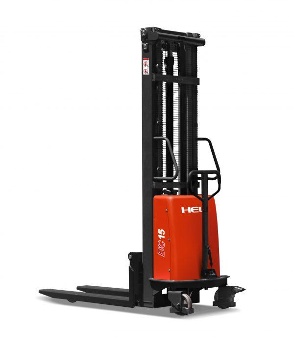 Electric Forklift Pallet Stacker