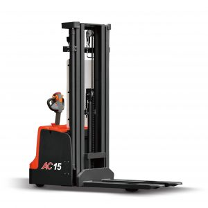 Fork Lifting Electric Pallet