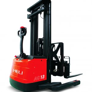 Electric Forklift Scissor Stacker