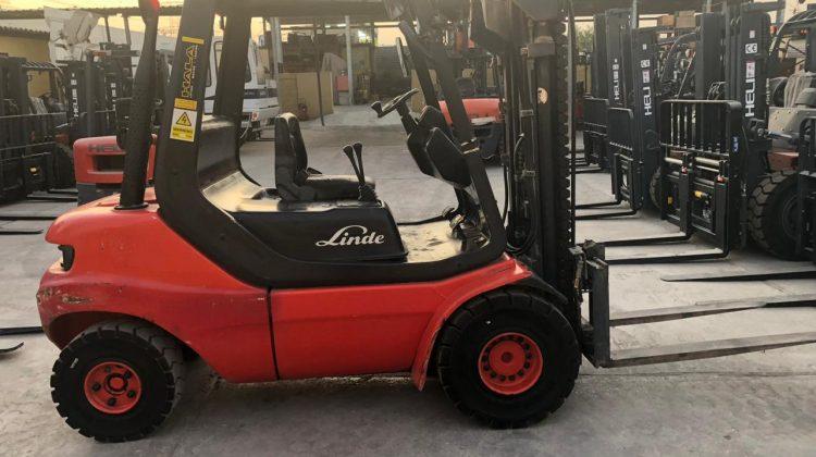 Used 3 Ton Diesel Forklift -2006