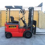 Used 1.8 Ton Electric Forklift
