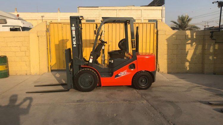 Used 3 Ton Diesel Forklift
