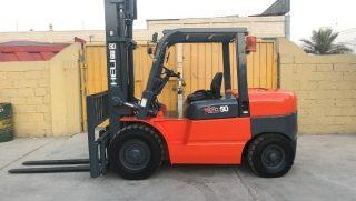 Used 5 Ton Diesel Forklift