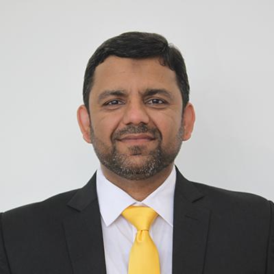 MOHSIN ABBAS Sales Manager at Hala Heavy