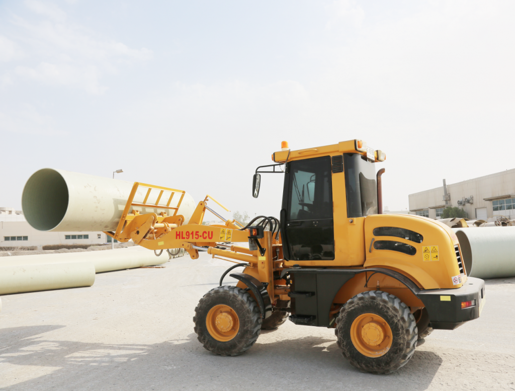 1.5-Ton Wheel Loader in Dubai