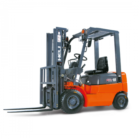 Heli 1.8 Ton Diesel Forklift in Dubai, UAE
