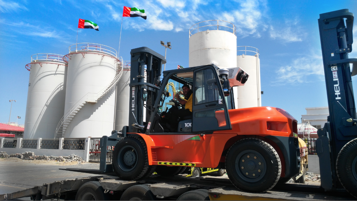 Hala Equipment Trading Forklifts