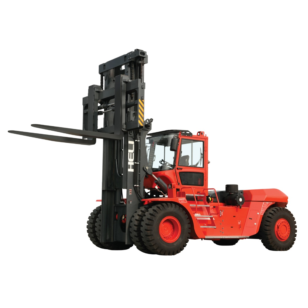 HalaHeli 28-32-ton diesel forklift