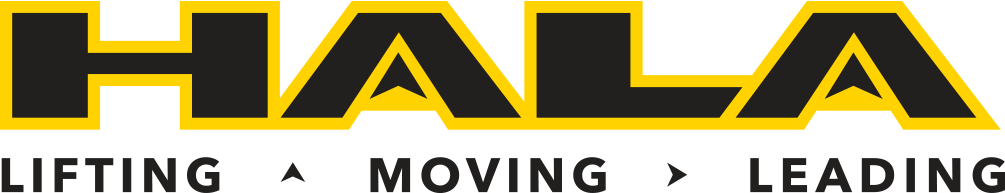 Hala Heavy Equipment Trading Logo