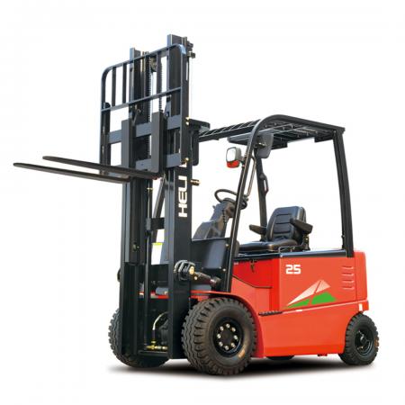 Heli 2.5-Ton Electric Forklift in Dubai