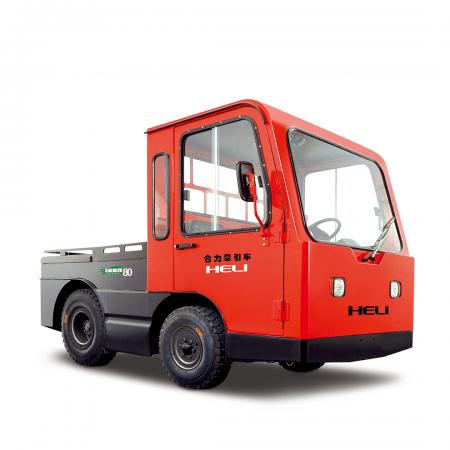 Heli Electric Platform Truck 02