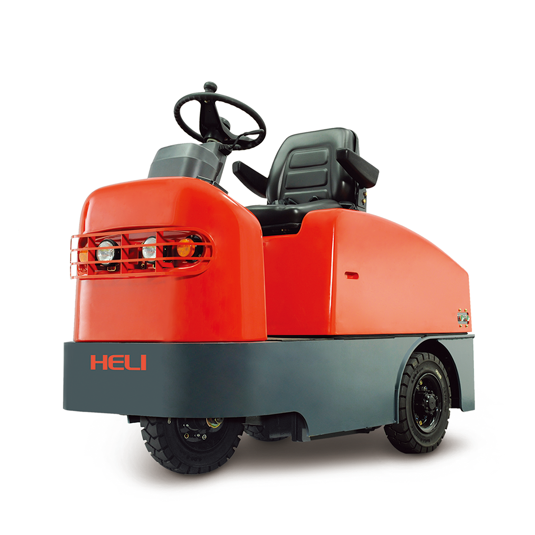 Heli Electric Tow Tractor in Dubai, UAE
