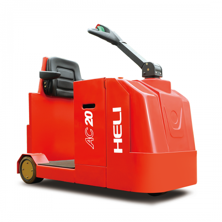 Heli Electric Tow Tractor 2