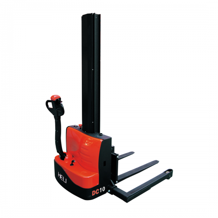 Heli Mono Mast Electric Pallet Stacker