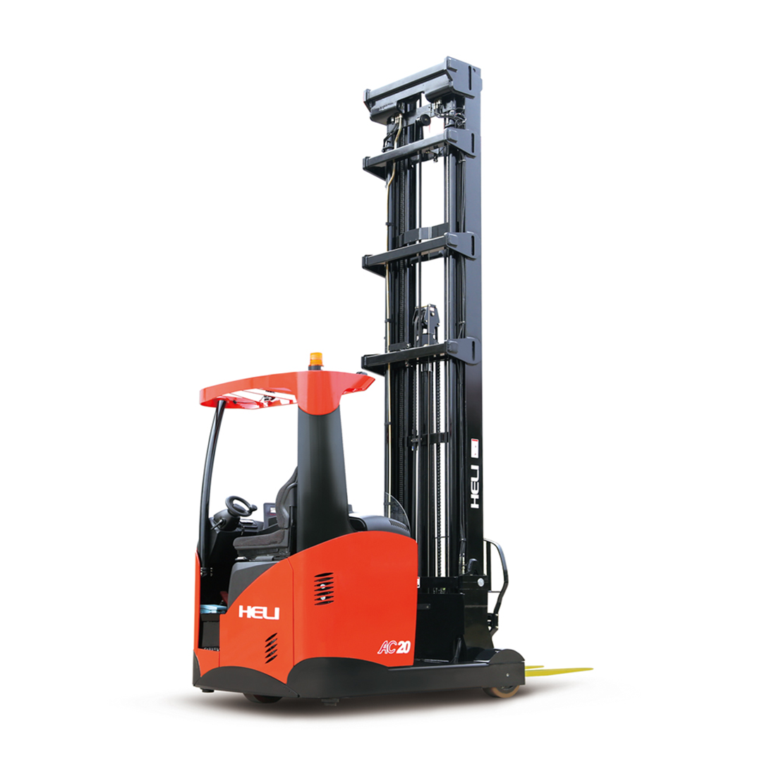 Heli Reach Truck in Dubai