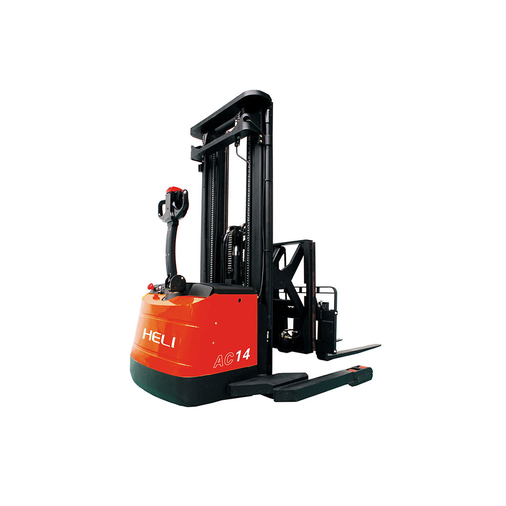 Electric Stacker dDbai