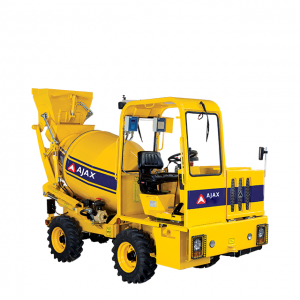 AJAX ARGO 1000 – COMPACT SELF LOADING CONCRETE MIXER in UAE