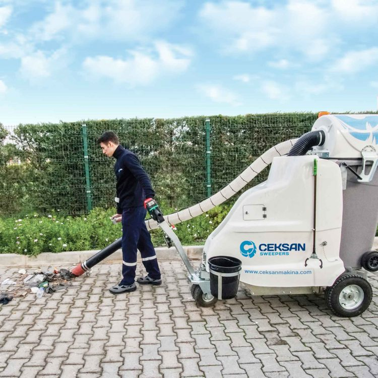 The Batteryfly – Silent Cordless Vacuum Sweeper