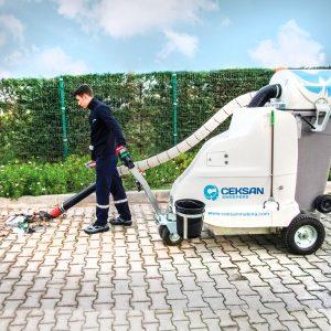 Ceksan Silent Vacuum Cleaner