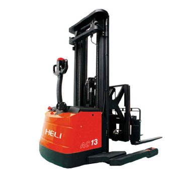 1.3Ton-Electric-Pallet-Stacker-Scissor-Type