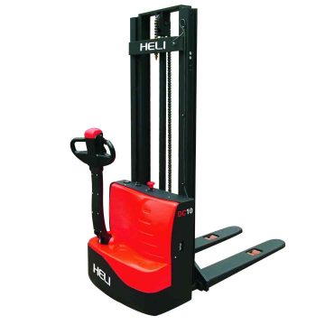 Hala-1Ton-Heli-Electric-Narrow-Stacker