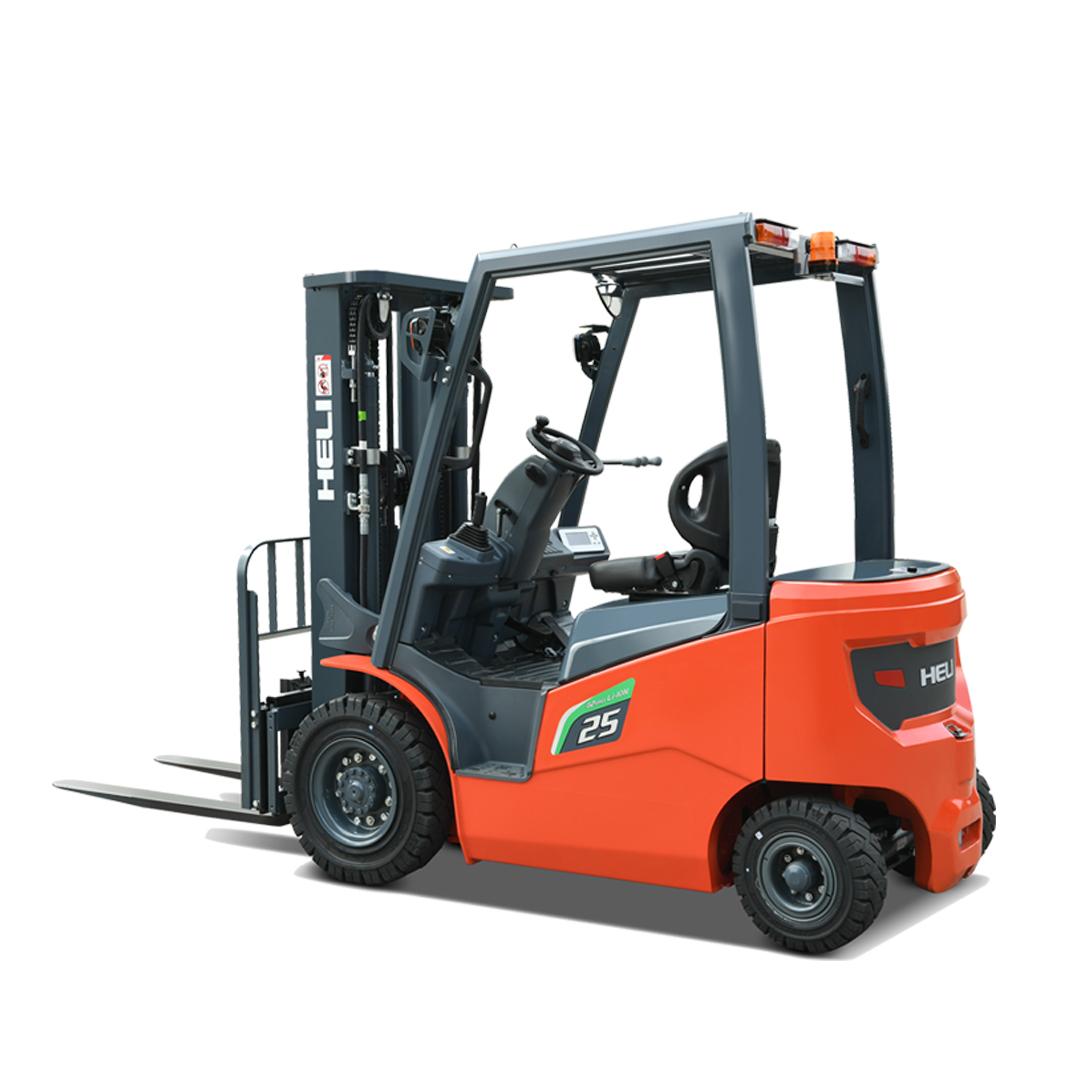 2.5 Ton Heli Lithium Forklift